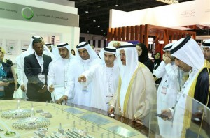Dubai's Achievements Exhibition 2014 kicks off