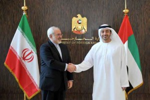 FM discuss ties with Iranian FM