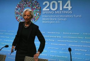 IMF pushes World to do more on Growth Target