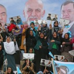 Landmark Afghan election begins