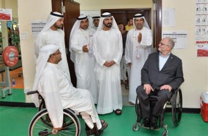 PM Supports people with Special Needs