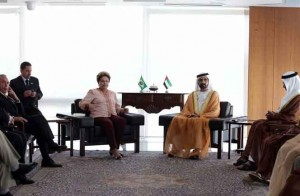 PM holds talks with President of Brazil