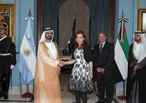 PM meets President of Argentina