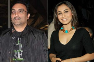 Rani & Aditya Chopra tie the knot