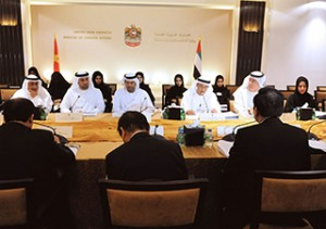 UAE-Vietnamese officials hold Preparatory Meeting