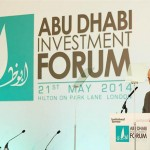 Abu Dhabi Investment Forum held in London