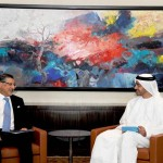 FM reiterates UAE's support for IRENA's Mission