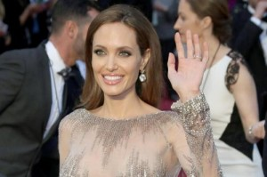 For Jolie, acting to take backseat