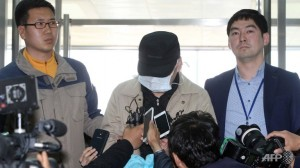 Head of South Korea ferry owner Detained