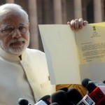 Modi invites Pakistani PM to swearing-in ceremony