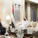 Sheikh Mohammed bin Zayed meets US Congress Delegation