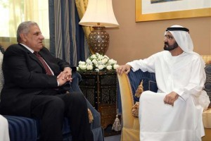Sheikh Mohammed receives Egyptian Premier