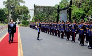 Al Sisi sworn in as Egypt's president