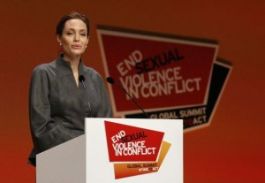 Britain makes Jolie an honorary dame