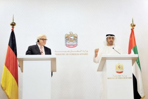 FM hails outstanding relations with Germany