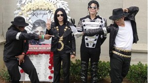 Jackson fans mark icon's 5th death anniversary