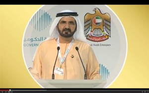 PM launches UAE Govt Youtube Channel