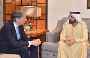 PM meets British Secretary of State for Defence