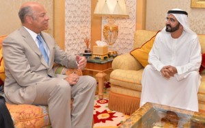 PM receives U.S. Secretary of Homeland Security