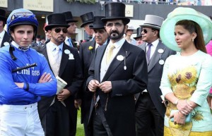 Sheikh Mohammed attends Royal Ascot Horse Festival