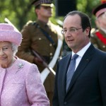 World leaders in Normandy for D-Day tribute