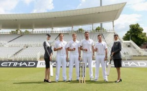 Etihad Airways named partner for England Cricket Teams