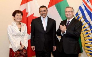 FM meets with Canadian Minister of Trade