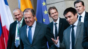 FM's agree on Ukraine ceasefire path