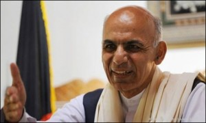 Initial results put Ghani in Arg