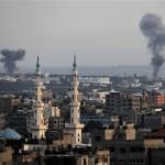 Israel widens air attack, Gaza death toll hits 135
