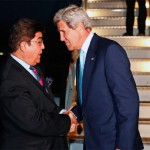 Kerry in Kabul on key mission