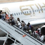 Etihad Airways sets new record for passenger numbers