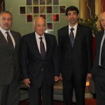 Geneva Centre to cooperate with League of Arab States