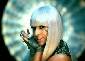 Lady Gaga wants to wed in space