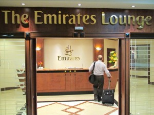 Emirates marks 10 yrs of Int'l Lounge Network