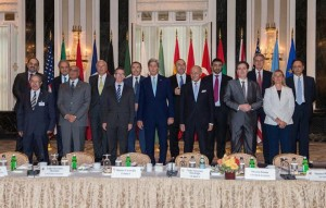 Ministerial meeting on Libya held