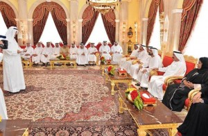 PM accepts congratulations on UAE's achievements in GCR