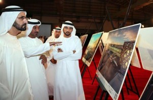 PM briefed on Al Maktoum Int'l Airport project