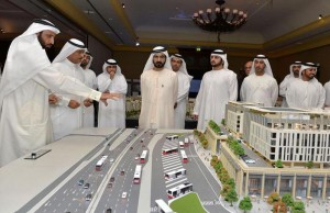 PM hails projects of Investment Corporation of Dubai