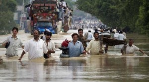 President orders urgent relief to flood affectees in Pakistan