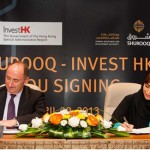 Shurooq explores investment ties with Hong Kong