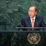 World must undergo elimination of nuclear weapons: Ban