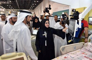Dubai Crown Prince opens 34th GITEX Technology Week