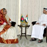 FM discuss bilateral relation with Bangladeshi PM