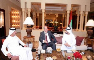 Sheikh Hamdan reiterates support to Unity of Iraq