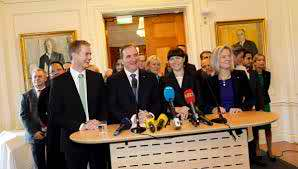 Sweden first EU country to recognize Palestine