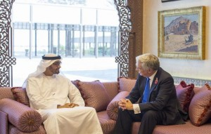 UK-UAE to strengthen defence ties