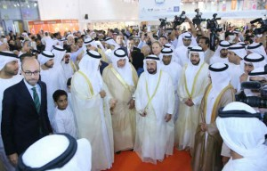 33rd Sharjah International Book Fair inaugurated