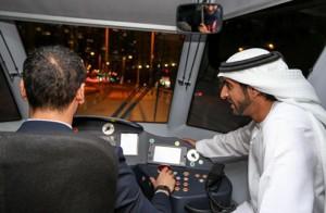 Crown Prince of Dubai launches Dubai Tram