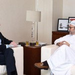 Gargash receives French Foreign Ministry official